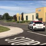 Reverse around corner drivinglessonscorkcity.ie